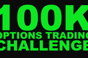 100K Options Trading Challenge Is On. Are You In?